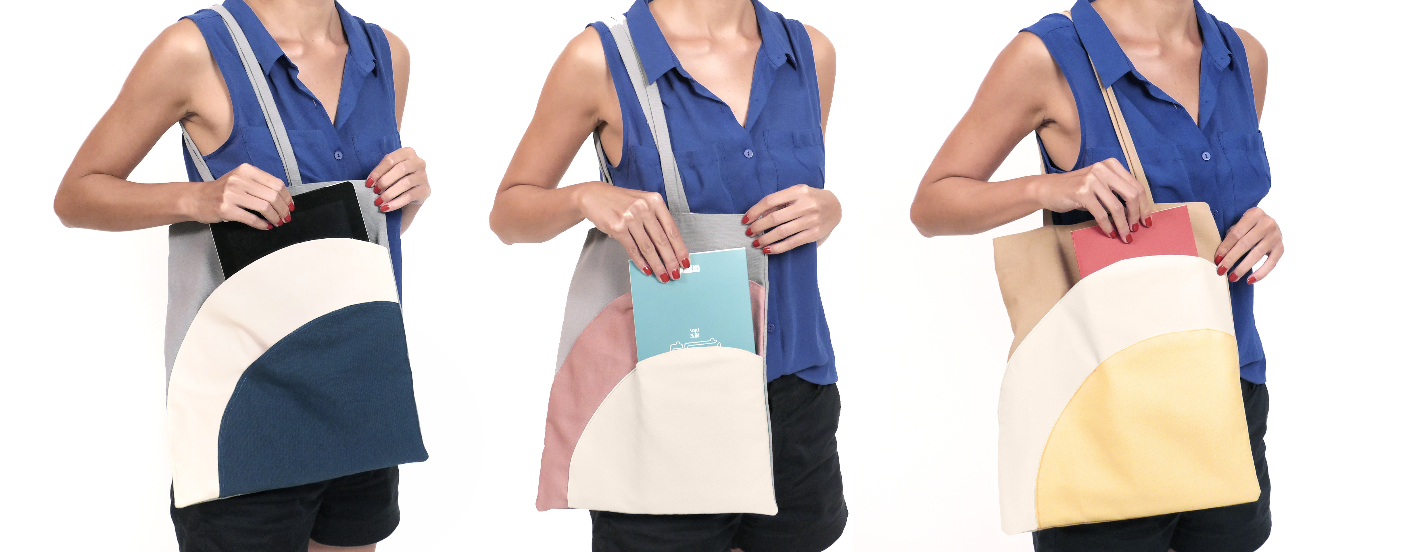 Shapes Tote Bags
